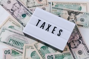 Taxes and Investing