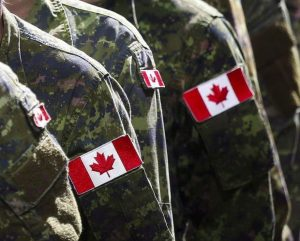 Canadian Military Uniform