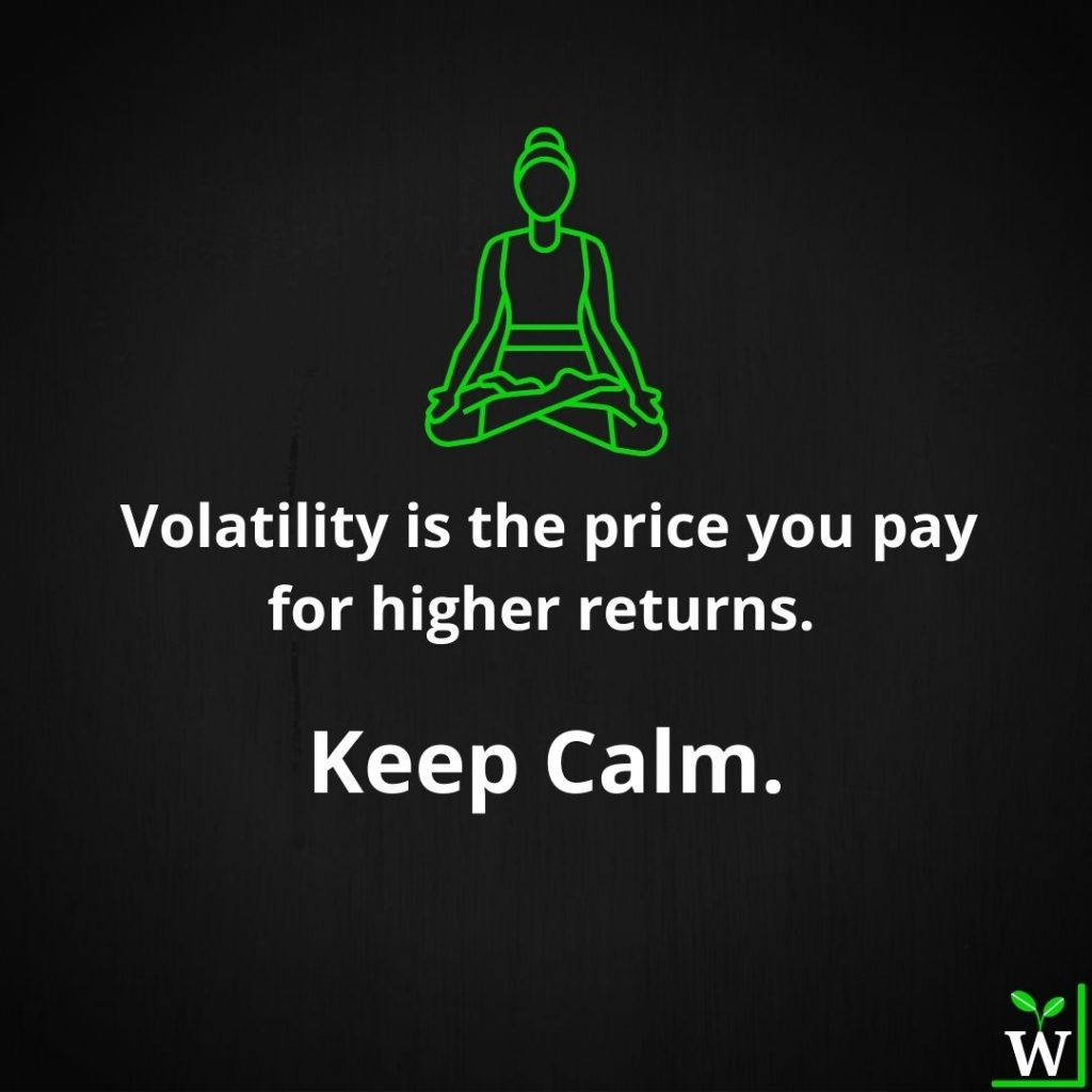 Infographic: Volatility is the Price You Pay for Higher Returns